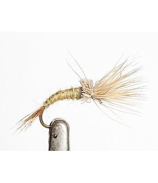 Solitude Flies Morris May Emerger Callibaetis size 14
