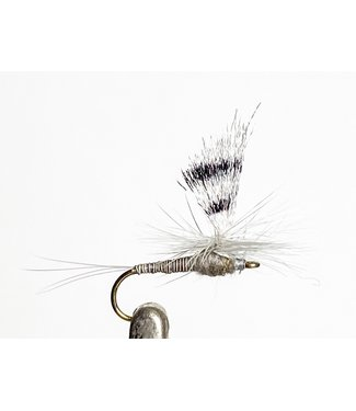 Solitude Flies Upright Organza Spinner Callibaetis size 14