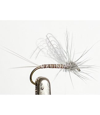 Solitude Flies CDC Dun Callibaetis size 14