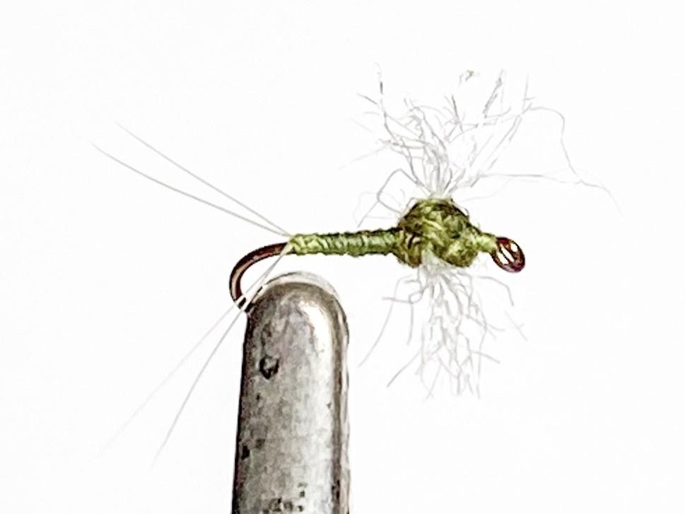 Solitude Flies Spinner Baetis size 18