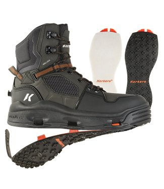 Korkers Korkers Terror Ridge Wading Boots w/ Felt & Kling-On Soles,