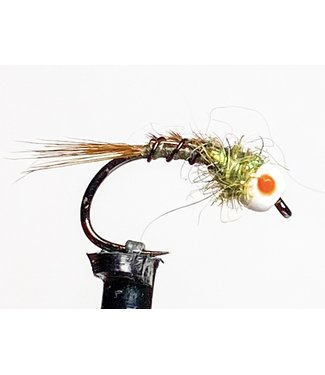Fulling Mill Hot Cheek Nymph Tungsten Beadhead Barbless