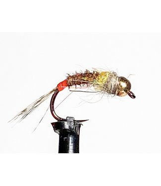 Fulling Mill Tactical Hot Spot Nymph size 16