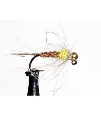 Fulling Mill Tungsten Yellow Spot Jig