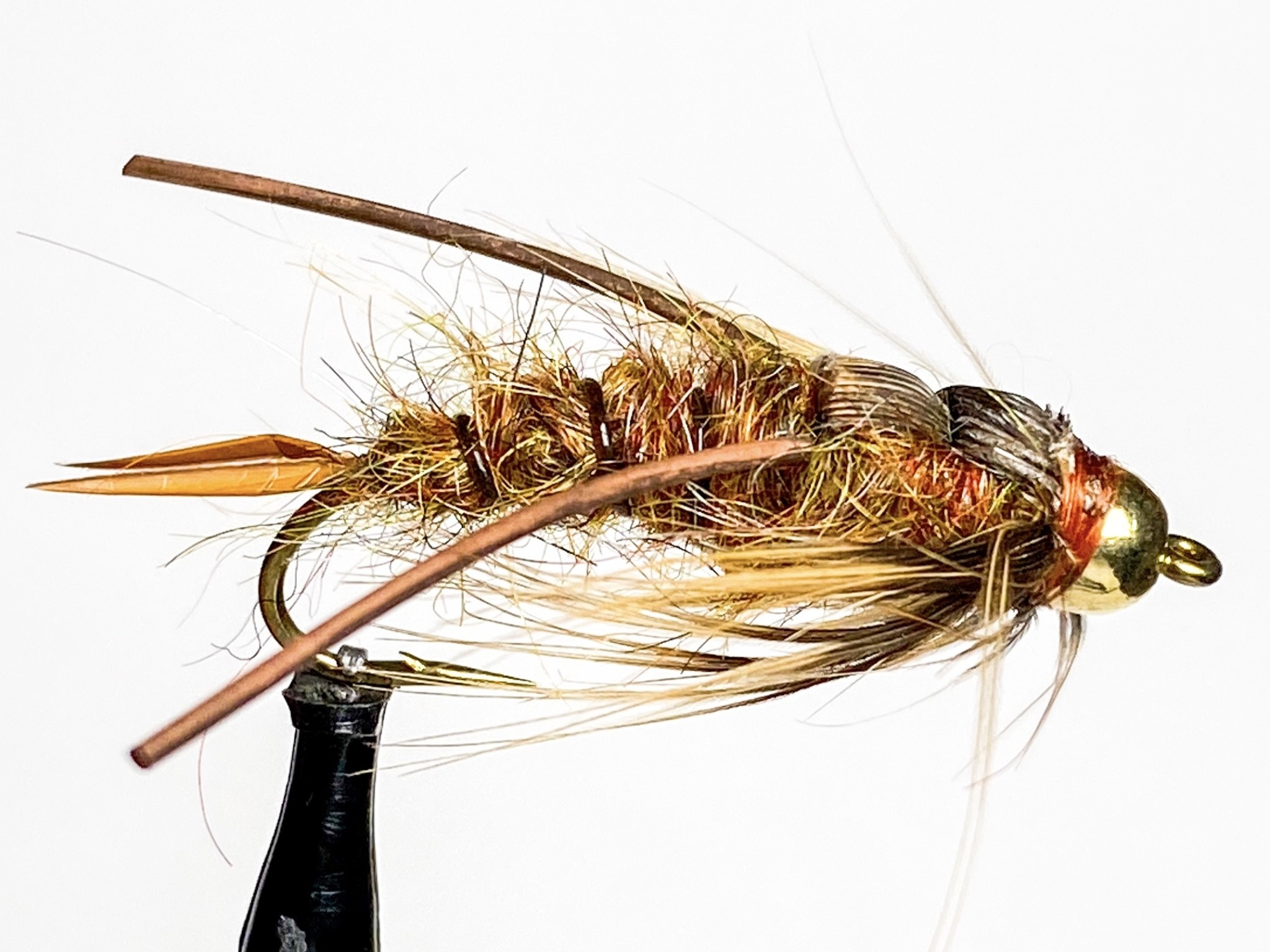 Solitude Flies Stonefly Double Bead