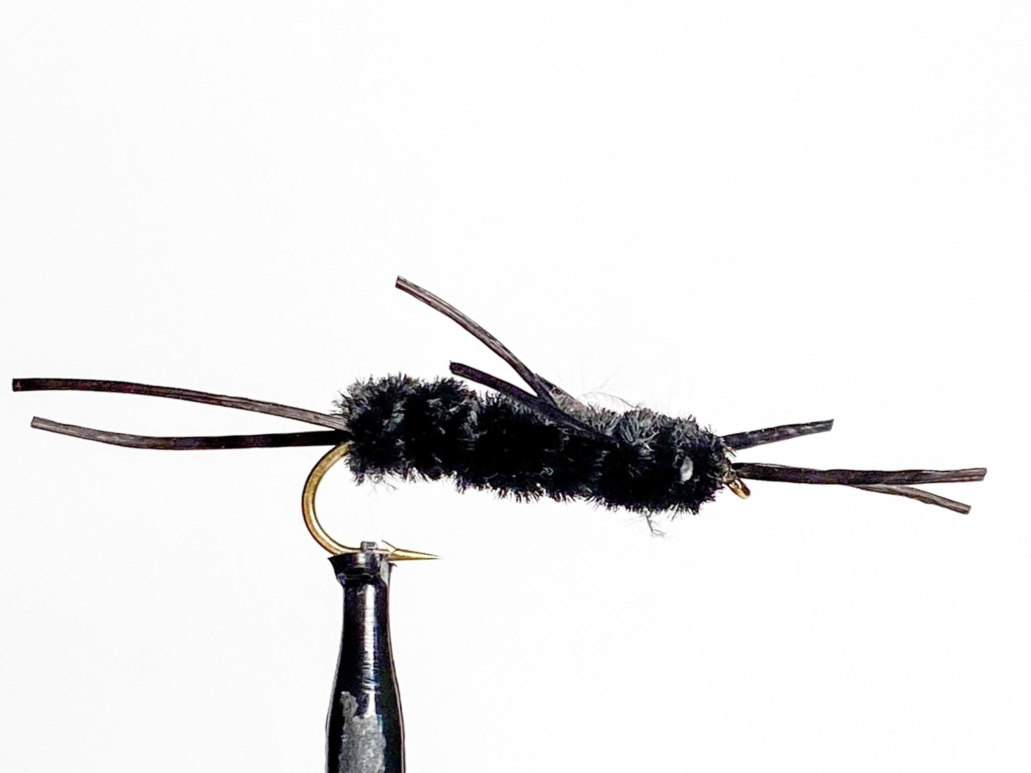Catch Flies Rubberlegs Black
