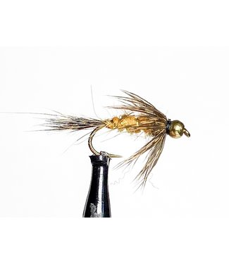Solitude Flies Beadhead Squirrel Nymph