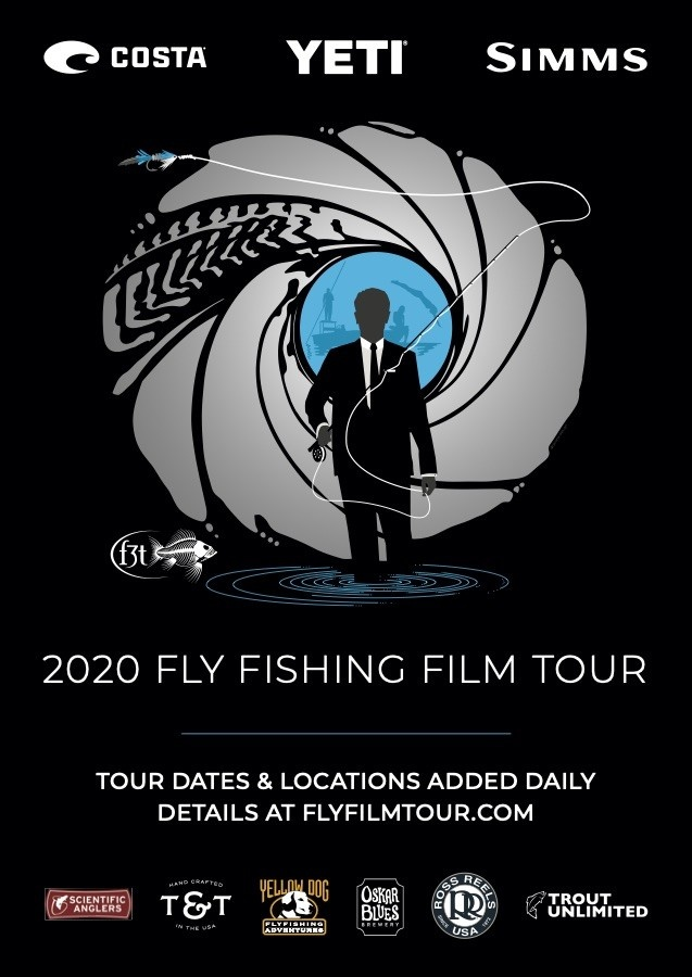 Gig Harbor Fly Shop Fly Fishing Film Tour Ticket