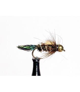 Solitude Flies Beadhead Zug Bug size 14