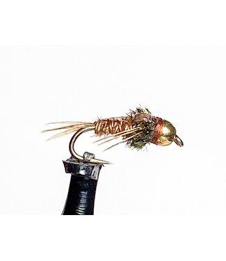 Catch Flies Beadhead Pheasant Tail Flashback