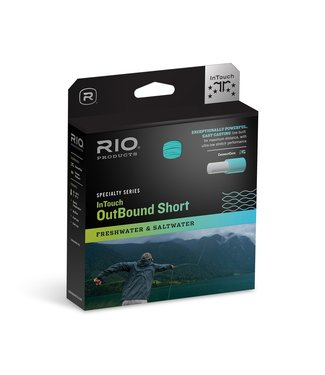 Rio Products Rio InTouch Outbound Short WF5F/I Gray/Ivory/Green