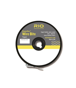 Rio Products Powerflex Wire bite Tippet 40LB 15ft.