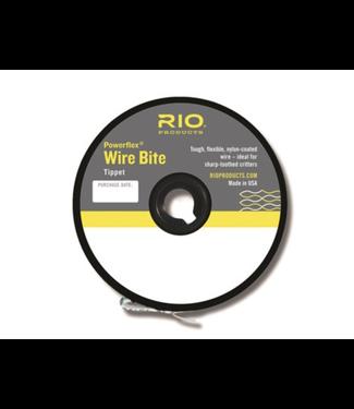 Rio Products Rio Powerflex Wire bite Tippet 40LB 15ft.