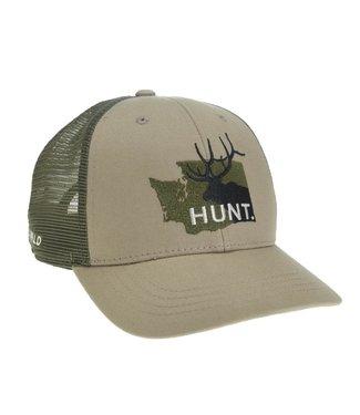 Rep Your Water RepYourWater Washington Elk Hunt Hat