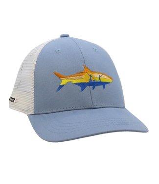 Rep Your Water RepYourWater Tarpon Sunrise Hat