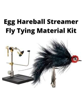 Gig Harbor Fly Shop Hareball Leech Fly Tying Kit