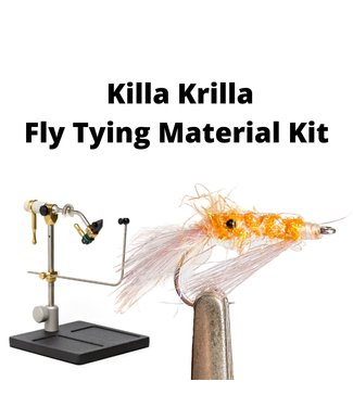 Gig Harbor Fly Shop Killa Krilla Fly Tying Kit