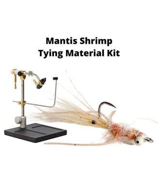Gig Harbor Fly Shop Mantis Shrimp Fly Tying Material Kit