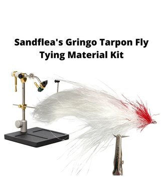 Gig Harbor Fly Shop Sandflea's Gringo Tarpon Fly Tying Material Kit