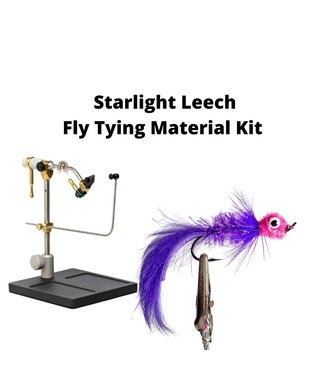 Gig Harbor Fly Shop Starlight Leech Fly Tying Material Kit