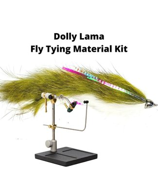 Gig Harbor Fly Shop Dolly Lama Fly Tying Material Kit