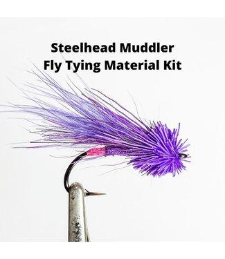 Gig Harbor Fly Shop Steelhead Muddler Fly Tying Material Kit