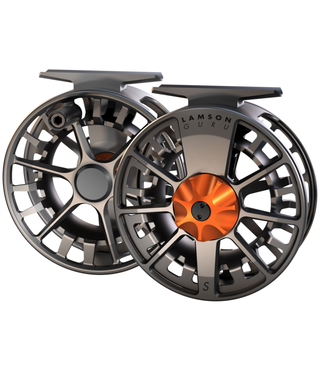 Waterworks-Lamson Lamson Guru S-Series HD Fly Reel Blaze 9+