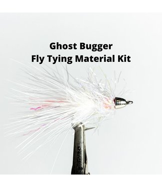 Gig Harbor Fly Shop Ghost Bugger Fly Tying Material Kit