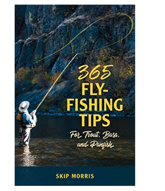 Anglers Book Supply 365 Fly-Fishing Tips for Trout, Bass, and Panfish