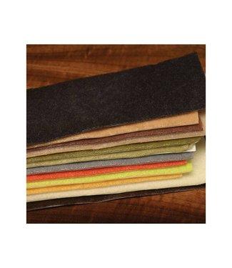 Hareline Dubbin Adhesive Backed Thin Furry Foam,