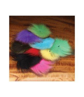 Hareline Dubbin Arctic Fox Tail Hair,