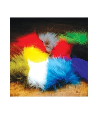 Hareline Dubbin Artic Fox Body Hair,