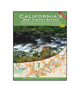Gig Harbor Fly Shop Book, Califonia's Best Fishing Waters, 1st edition