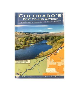Gig Harbor Fly Shop Book, Colorado's Best Fishing Waters