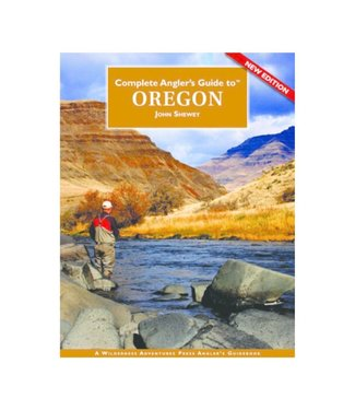 Gig Harbor Fly Shop Book, Complete Angler's Guide Oregon - 1st Edition
