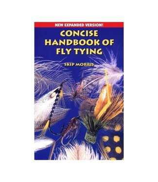 Anglers Book Supply Book, Concise Book of Fly Tying