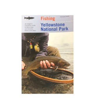 Anglers Book Supply Book, Fishing Yellowstone National Park