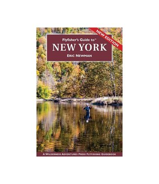 Gig Harbor Fly Shop Book, Flyfisher's Guide to New York