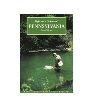 Gig Harbor Fly Shop Book, Flyfisher's Guide to Pennsylvania