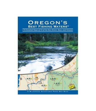 Anglers Book Supply Book, Oregon's Best Fishing Waters
