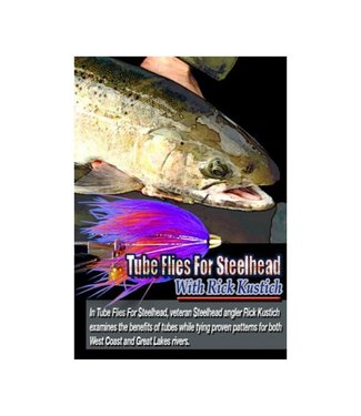 Anglers Book Supply Book, Tube Flies for Steelhead