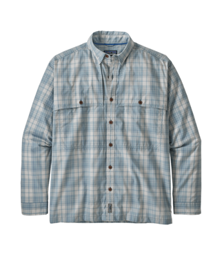 Patagonia Patagonia M's L/S Island Hopper Shirt