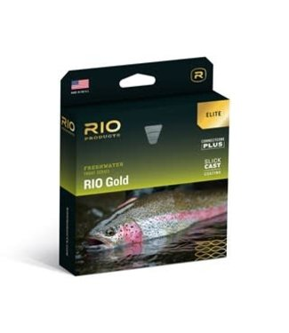 Rio Products Rio Elite Gold Slick Cast Fly Line