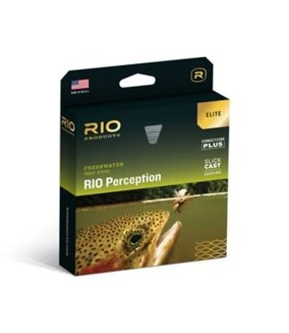 Rio Products Rio Elite Perception Slick Cast Fly Line