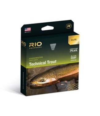 Rio Products Rio Elite Technical Trout Slick Cast Fly Line