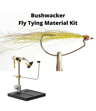 Gig Harbor Fly Shop Bushwacker Fly Tying Material Kit