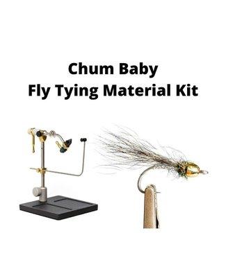 Gig Harbor Fly Shop Chum Baby Fly Tying Kit