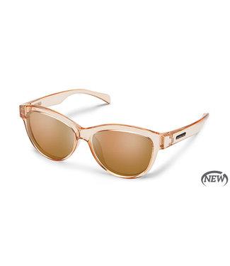 Suncloud Suncloud Bayshore Crystal Sunglasses,
