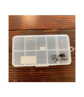New Phase GHFS Fly Box, 10 Compartment Box