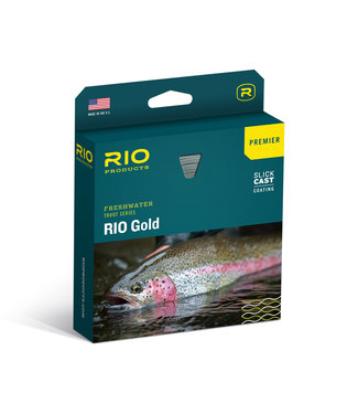 Rio Products Rio Premier Gold Slick Cast Fly Line